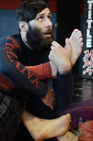 San Diego Combat Academy - Instructors - Geo Martinez