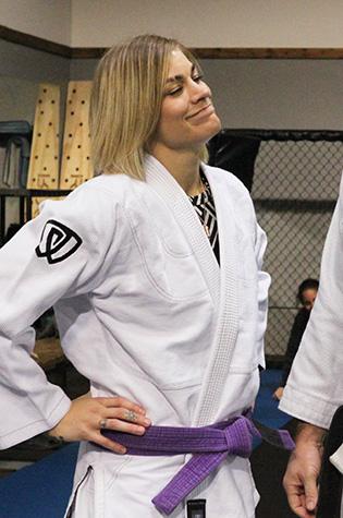 San Diego Combat Academy - Instructors - Nora Mora
