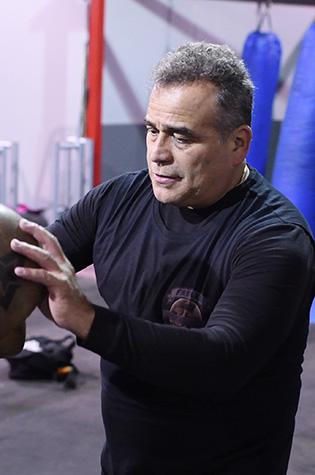 San Diego Combat Academy - Instructors - Gabe Tuttle