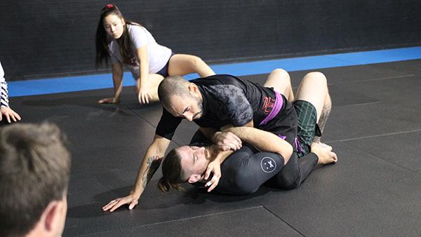 San Diego Combat Academy - Classes - Jiu Jitsu