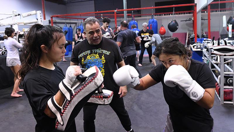 San Diego Combat Academy - Classes - Muay Thai